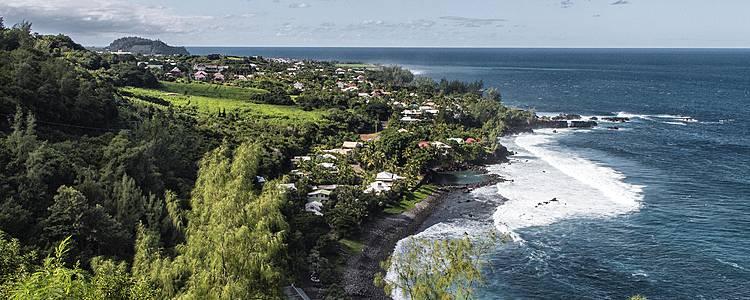 Le patrimoine de l'île en liberté