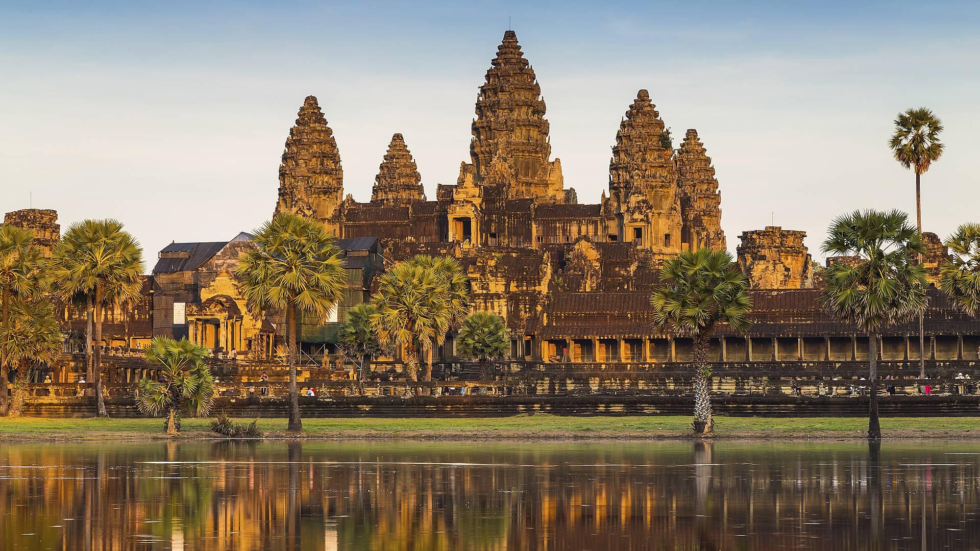 Tesoros de Vietnam y Templos de Angkor