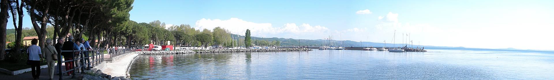 Lac Bolsena.