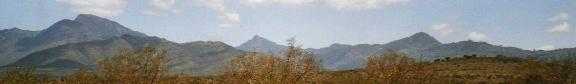 Monts Taita