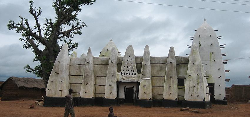 Mosquée de Larabanga