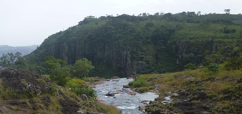 Une rivière dans le Fouta