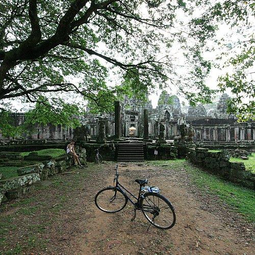 Aventure au pays Khmer -