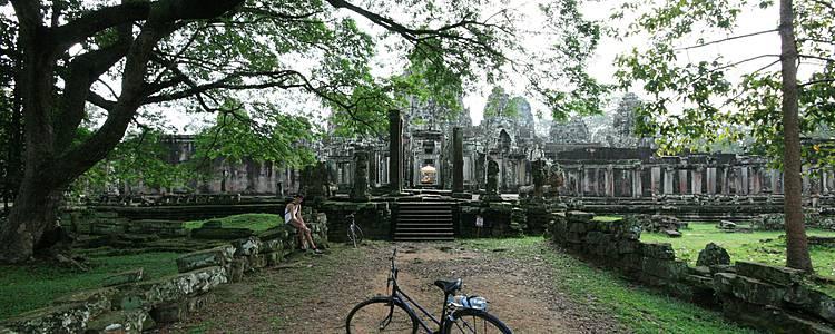 Aventure au pays Khmer