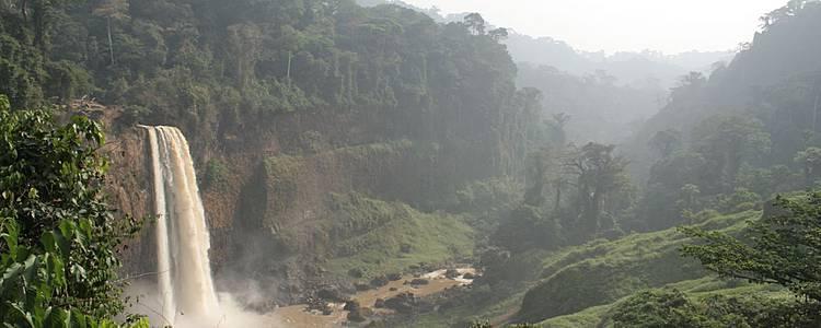 La Cameroun ou l'Afrique en miniature