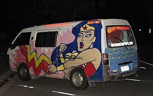Louez un van ou un camping car, et voyagez librement en Nouvelle-Zélande