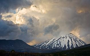 Volcan du Tongariro