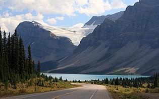 Les routes canadiennes: Banff National Park