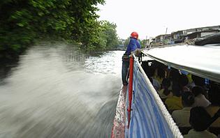 Canal Klong Saen Sap