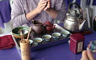 Bienvenue au paradis du thé !