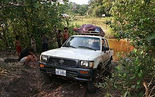 Voiture avec chauffeur au Cambodge