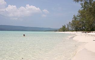 Ile de Koh Rong