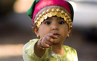 Enfant Oman