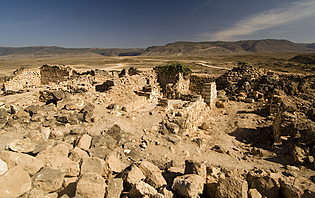 Ruines d'Al Balid