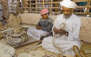 Artisanat Omanais