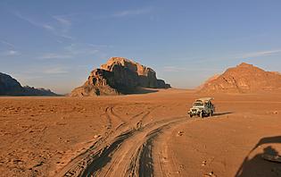 Louer une voiture en Jordanie