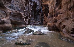 Wadi Mujib River