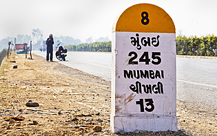 Routes en Inde