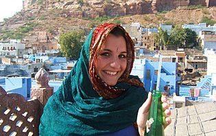 Voyager au féminin en Inde