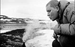 Julien, agent Evanoes en Islande