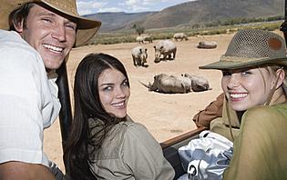 Comportement à adopter en safari