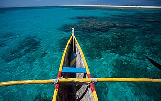 Pirogue Madagascar