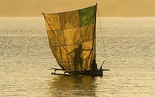Pêcheur Madagsacar