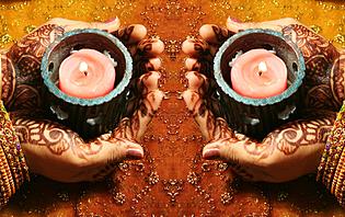Bougies de clébrations