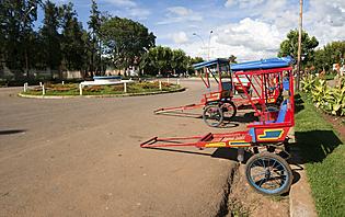 Rickshaw Madagascar