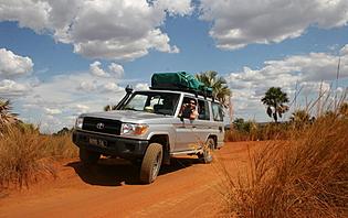 Chauffeur Madagascar