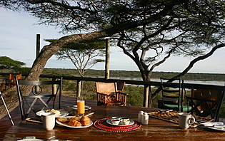 Lodge Namibie