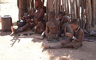 Culture Namibie