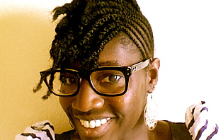 Penda Diouf, rédactrice du guide Namibie