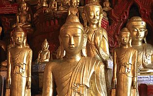 Pindaya - Grotte aux 8000 Bouddhas