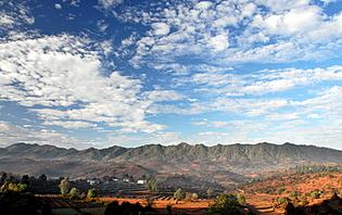 Le plateau Shan