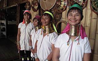 Ethnies Birmanie