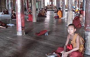 Culture Birmanie