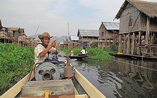 Guide francophone Birmanie