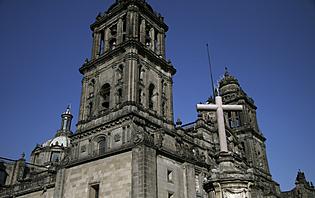Capitale métropolitaine de Mexico