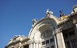 Palais des beaux arts de Mexico