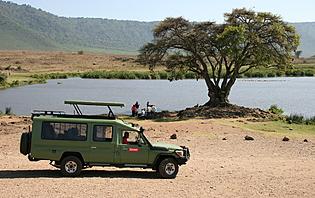 Voyager en liberté en Tanzanie grâce à une voiture de location !
