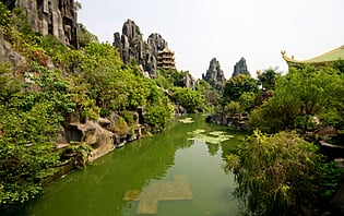 Laissez vous séduire par les parcs Vietnamiens