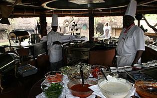 La cuisine Tanzanienne varie d'une région à une autre!