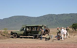 Pour votre séjour en Tanzanie, passez par une agence locale!