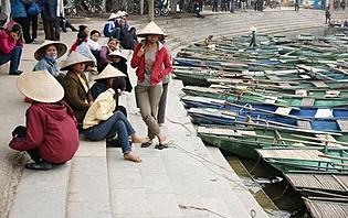 Voyagez en famille à travers le Vietnam
