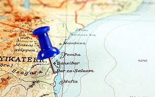 Dar Es Salaam, capitale de la Tanzanie!