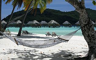 La perle du Pacifique, Bora Bora