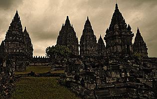 Le temple de Prambanan, un incontournable de l'île de Java !