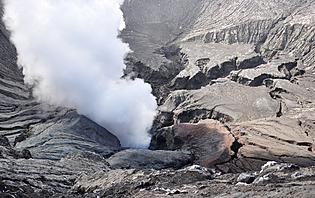 L'activité volcanique de Java vous offrira des randonnées et des paysages d'exceptions