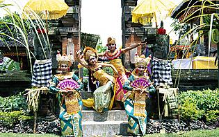 Il coexiste en Indonésie 6 différentes religions officielles